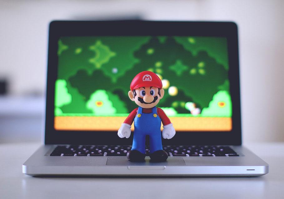 3 suurinta videopelien yhteiskunnallista kysymystä tänä päivänä mario kannettava tietokone - 3 suurinta videopelien yhteiskunnallista kysymystä tänä päivänä